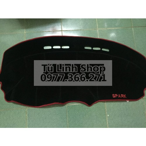 Thảm chống nắng taplo Chevrolet Spark